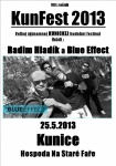 Radim hladík + Blue effect